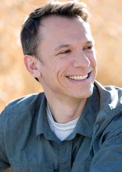 John Sander Profile Pic Grey Shirt